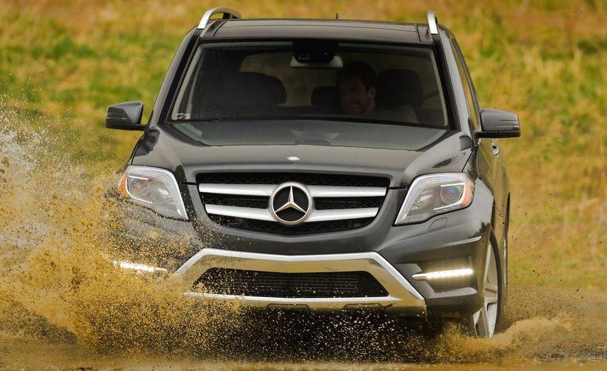 2013 Mercedes-Benz GLK250 BlueTec - Slide 30