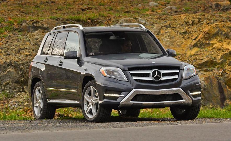 2013 Mercedes-Benz GLK250 BlueTec - Slide 34