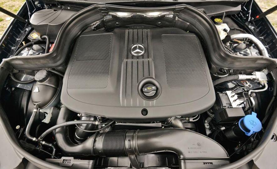 2013 Mercedes-Benz GLK250 BlueTec - Slide 40