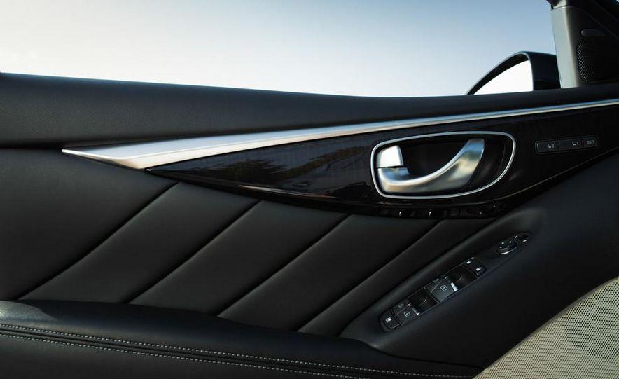 2014 Infiniti Q50S hybrid - Slide 41