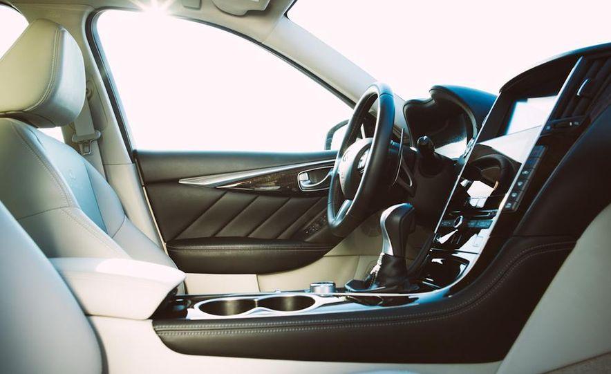 2014 Infiniti Q50S hybrid - Slide 40
