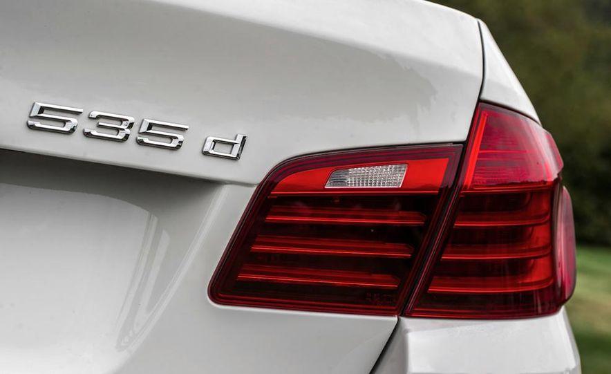 2014 BMW 535d - Slide 12