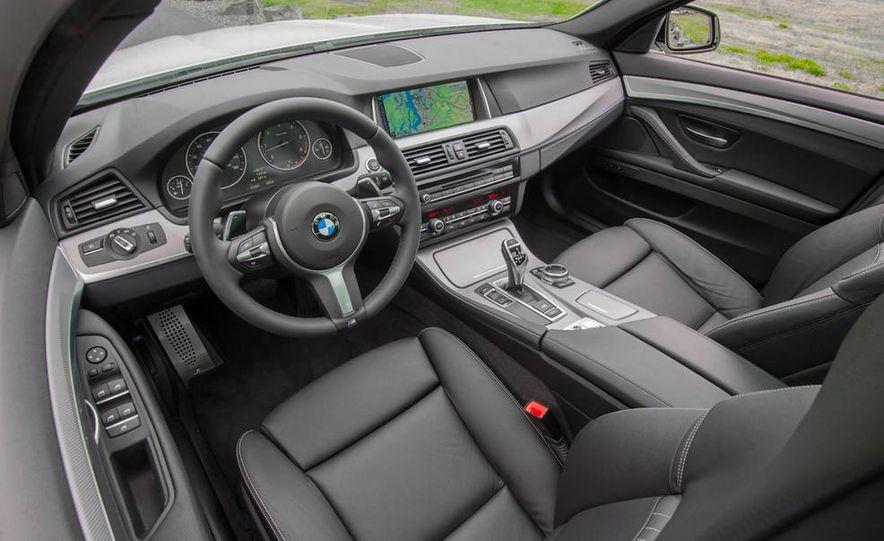 2014 BMW 535d - Slide 14