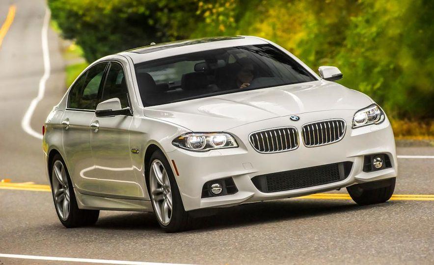 2014 BMW 535d - Slide 1