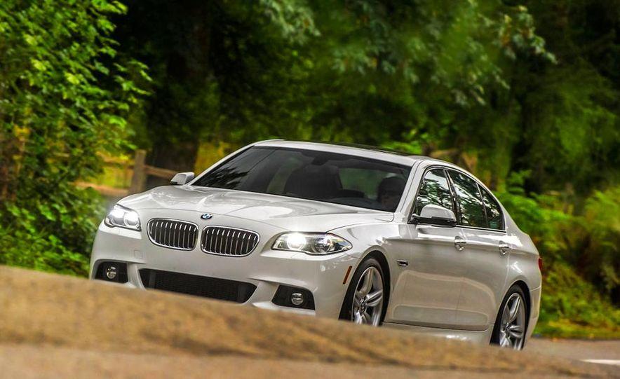 2014 BMW 535d - Slide 3