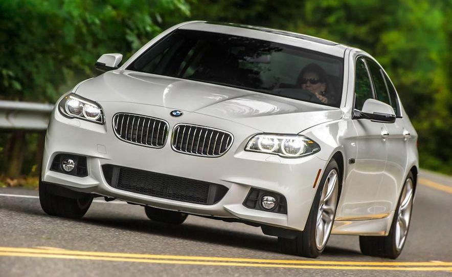2014 BMW 535d - Slide 4