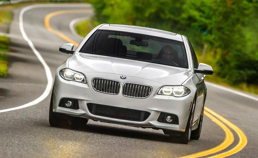 2014 BMW 535d - Slide 5