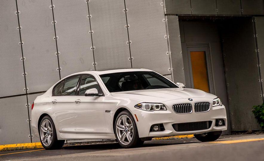 2014 BMW 535d - Slide 6