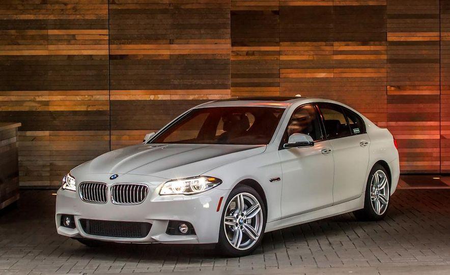 2014 BMW 535d - Slide 9