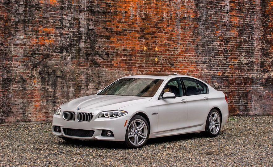 2014 BMW 535d - Slide 10