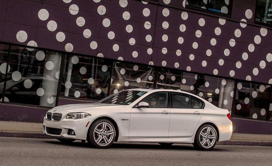 2014 BMW 535d - Slide 11