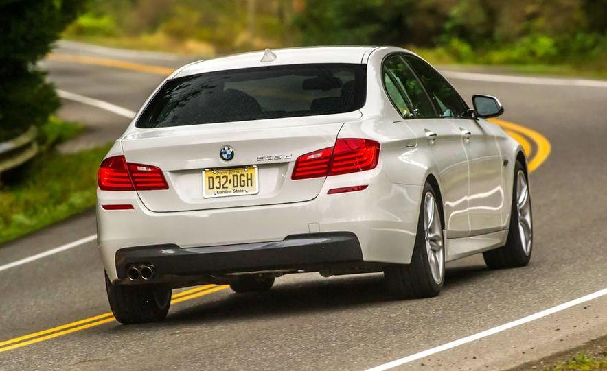 2014 BMW 535d - Slide 7