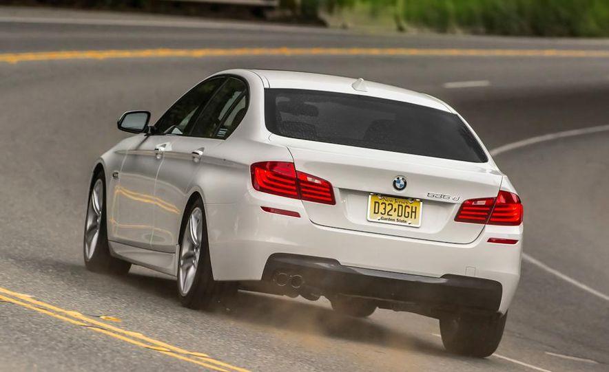 2014 BMW 535d - Slide 8