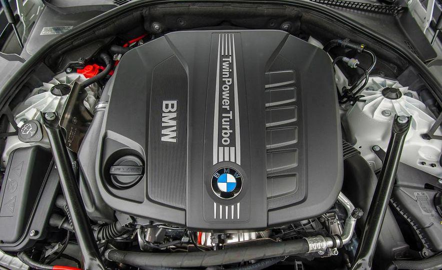 2014 BMW 535d - Slide 16