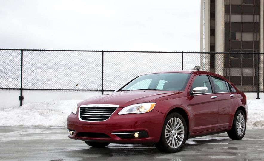 2015 Chrysler 200 (spy photo) - Slide 20
