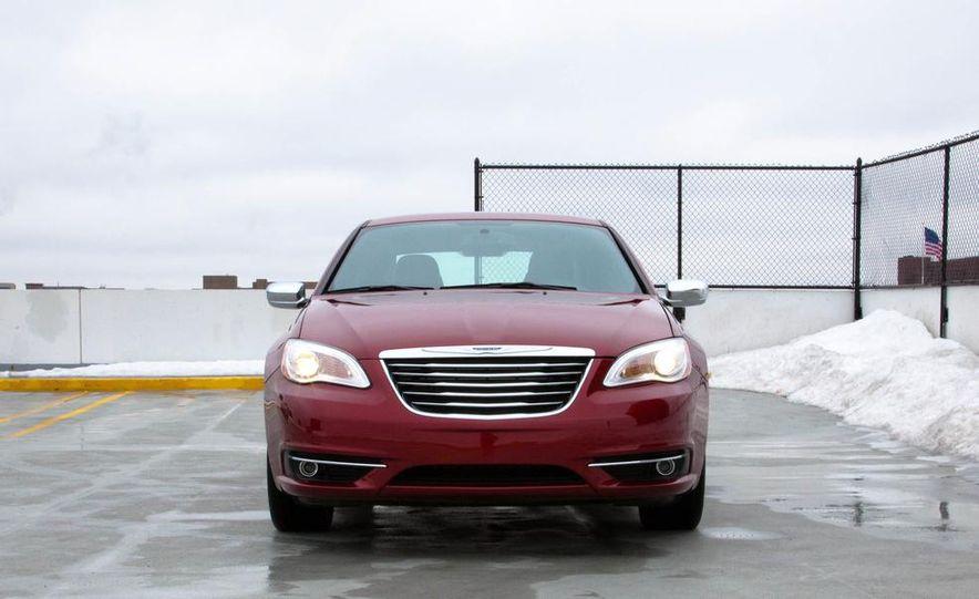2015 Chrysler 200 (spy photo) - Slide 21