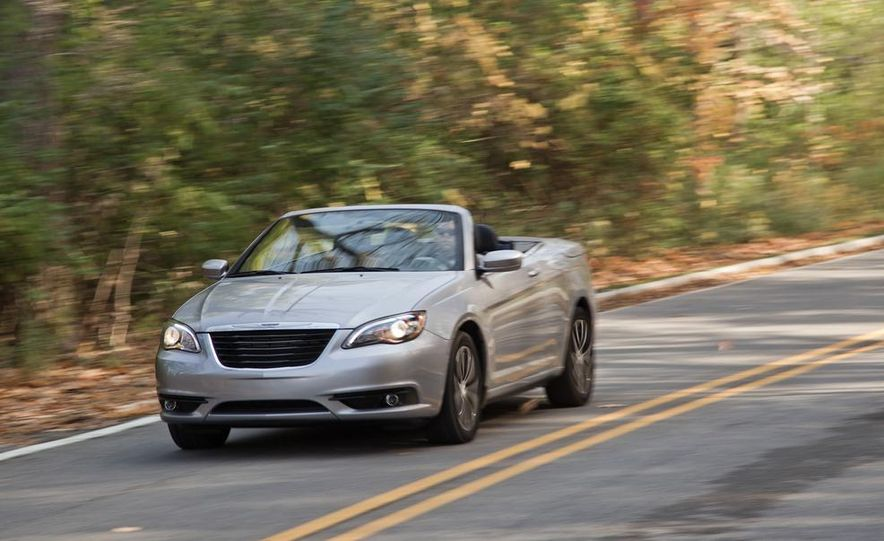 2015 Chrysler 200 (spy photo) - Slide 54