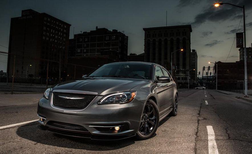2015 Chrysler 200 (spy photo) - Slide 73