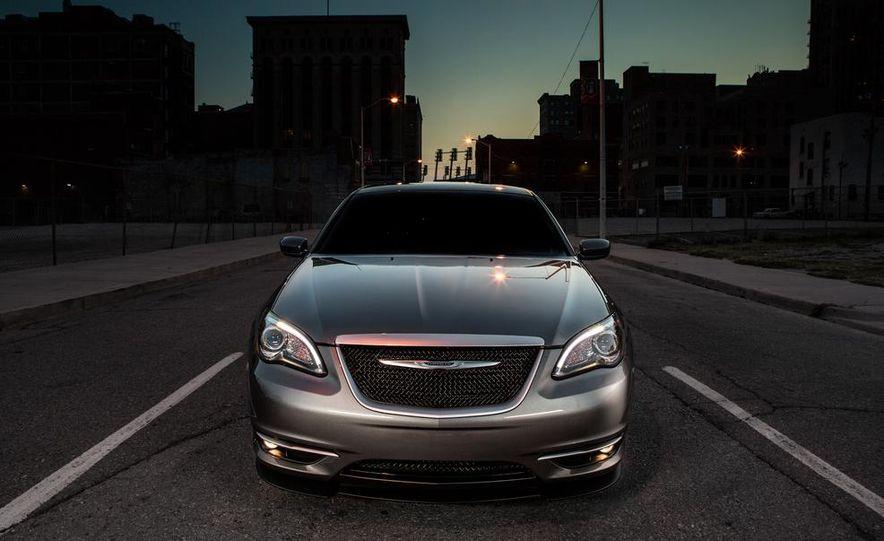 2015 Chrysler 200 (spy photo) - Slide 75