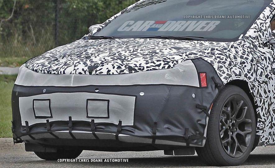 2015 Chrysler 200 (spy photo) - Slide 12