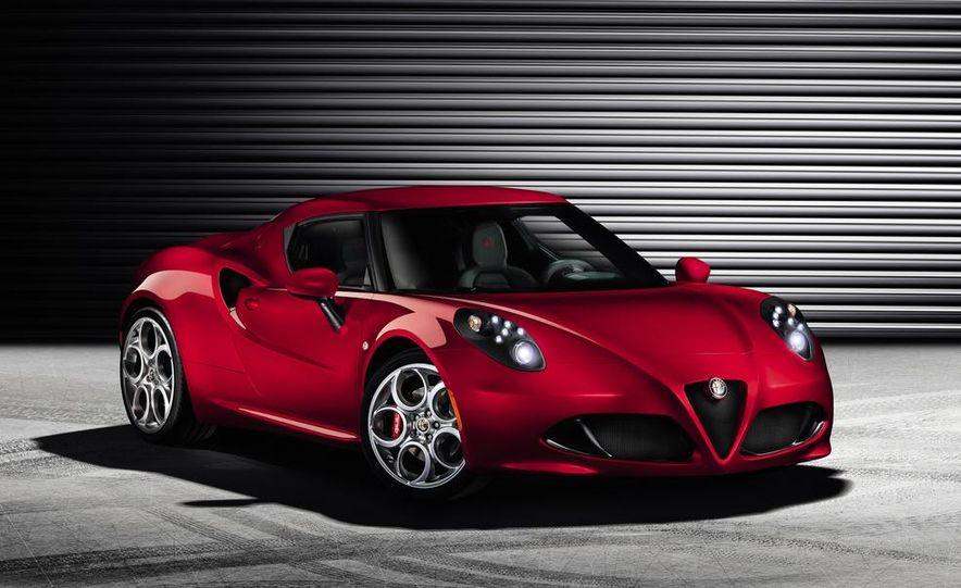 2015 Alfa Romeo Spider (spy photo) - Slide 5