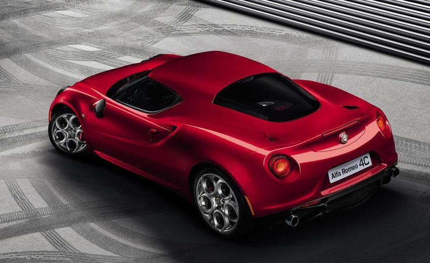 2015 Alfa Romeo Spider (spy photo) - Slide 6
