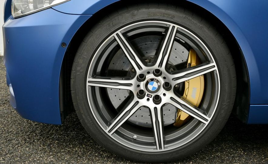 2014 BMW M5 with Competition Package - Slide 20