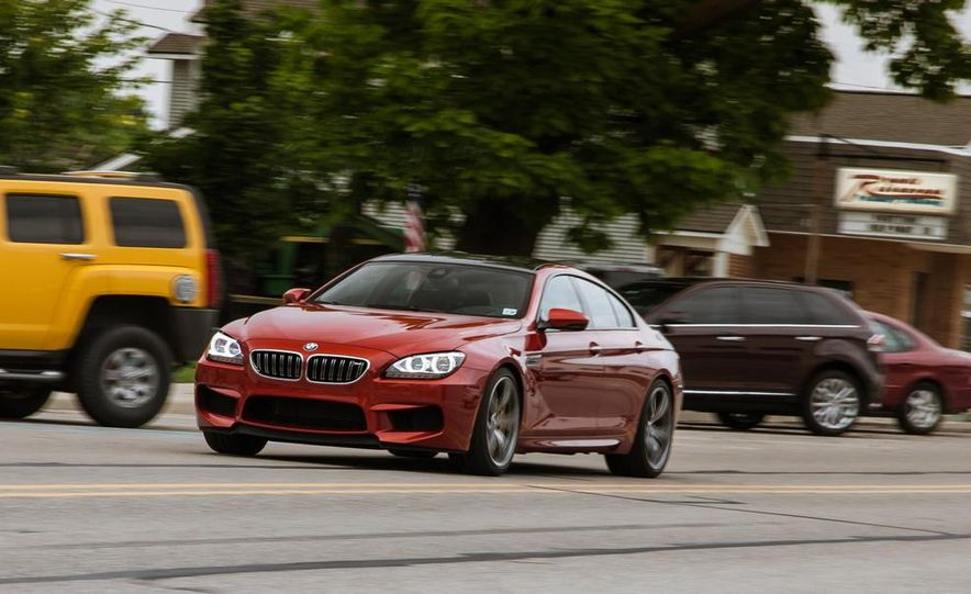 2014 BMW M5 with Competition Package - Slide 66