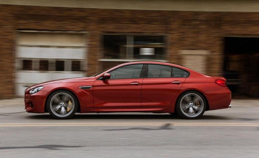 2014 BMW M5 with Competition Package - Slide 69
