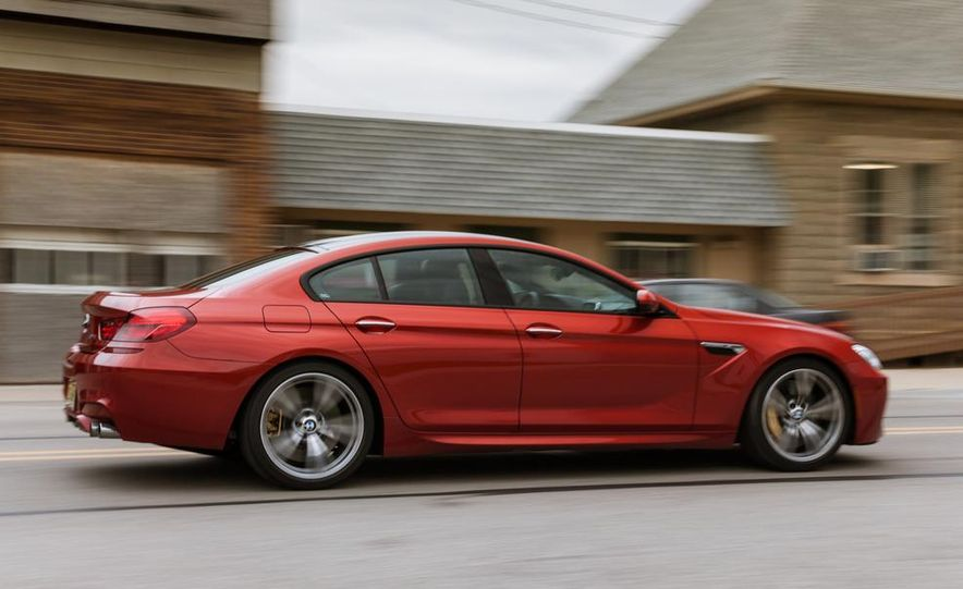 2014 BMW M5 with Competition Package - Slide 70