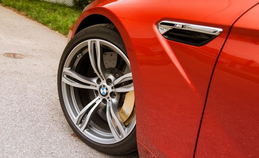 2014 BMW M5 with Competition Package - Slide 79