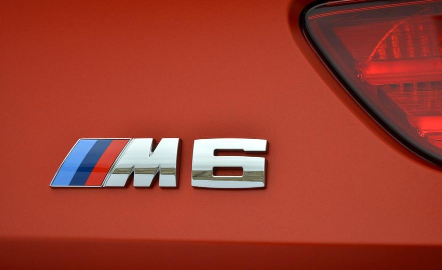 2014 BMW M5 with Competition Package - Slide 62