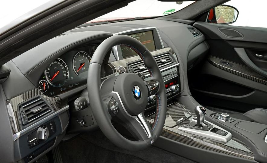 2014 BMW M5 with Competition Package - Slide 64