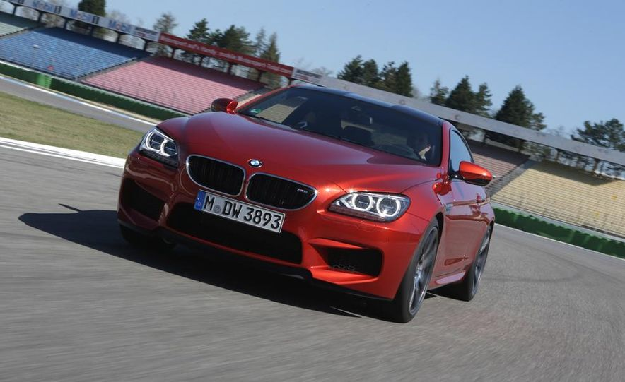 2014 BMW M5 with Competition Package - Slide 30