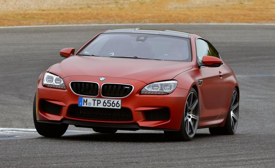 2014 BMW M5 with Competition Package - Slide 41