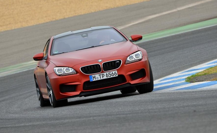 2014 BMW M5 with Competition Package - Slide 44