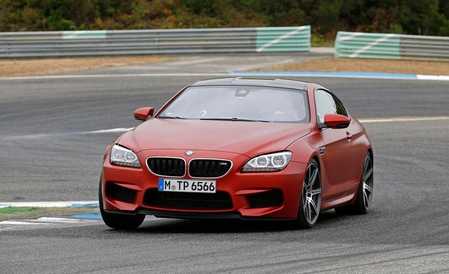 2014 BMW M5 with Competition Package - Slide 46