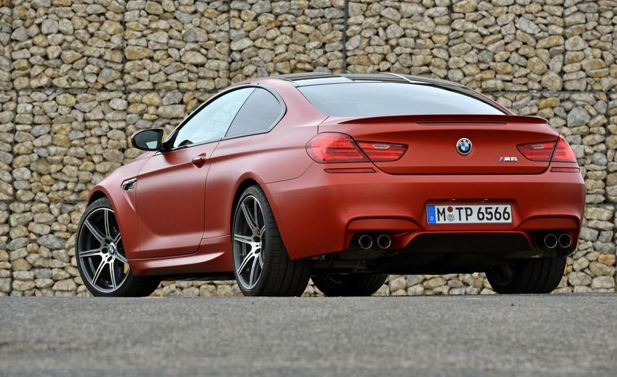 2014 BMW M5 with Competition Package - Slide 47