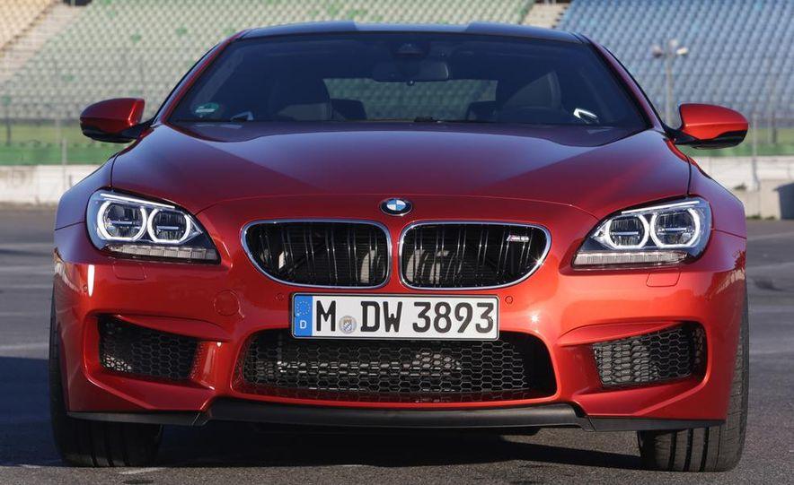 2014 BMW M5 with Competition Package - Slide 48