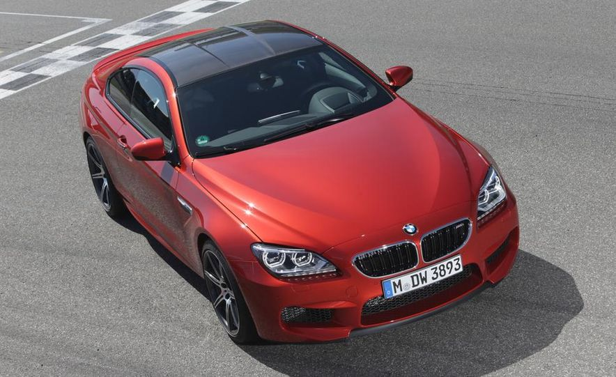 2014 BMW M5 with Competition Package - Slide 49