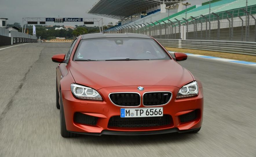 2014 BMW M5 with Competition Package - Slide 53