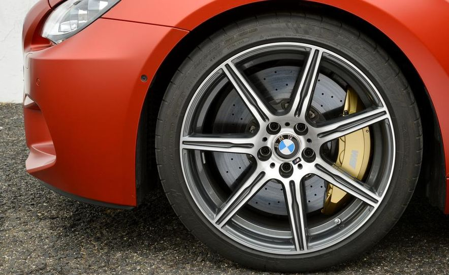2014 BMW M5 with Competition Package - Slide 57