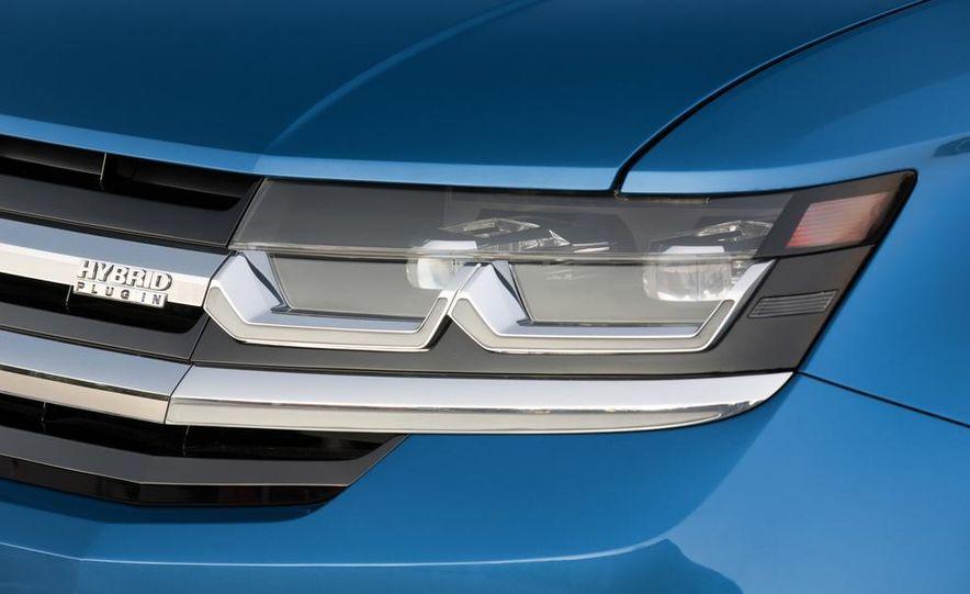 Volkswagen CrossBlue concept - Slide 45