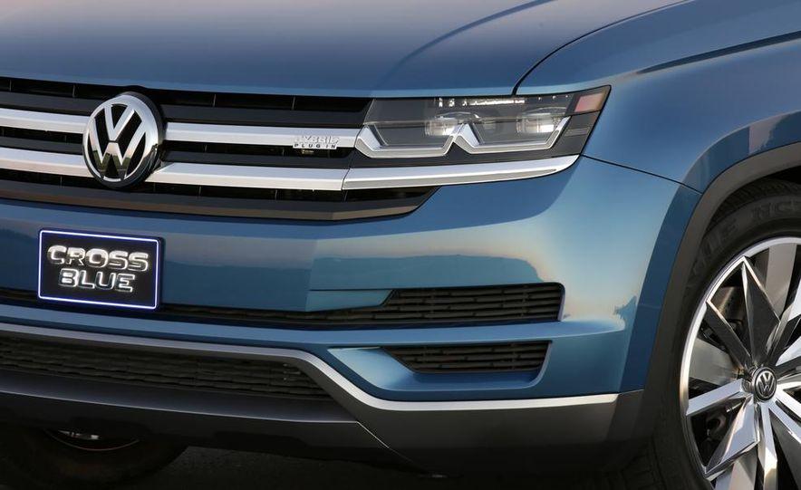Volkswagen CrossBlue concept - Slide 43