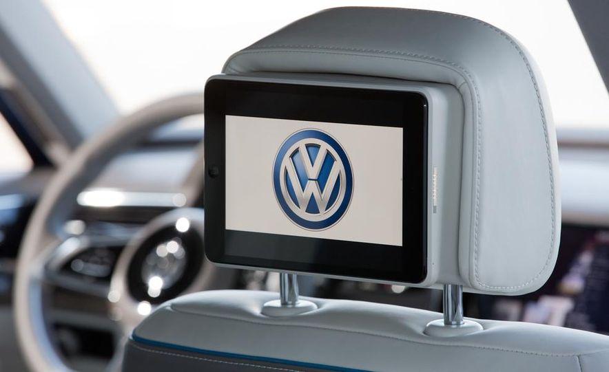 Volkswagen CrossBlue concept - Slide 63