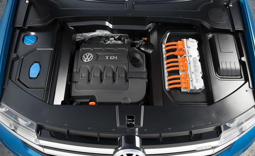 Volkswagen CrossBlue concept - Slide 67