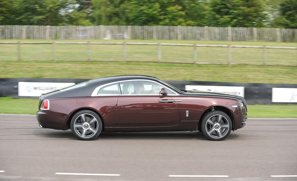 2018 Rolls Royce Wraith Reviews Price Photos And Specs Car Driver