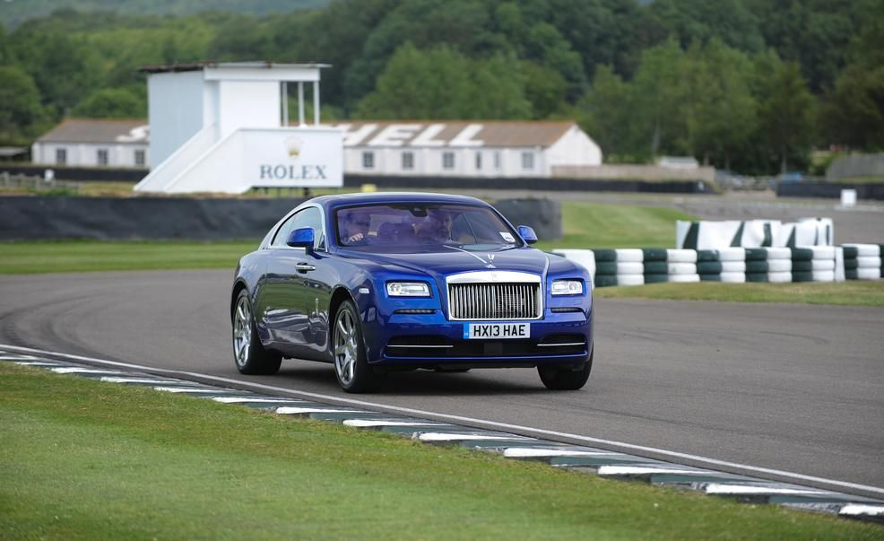 Rolls Royce Wraith Reviews Price Photos And Specs Car Driver