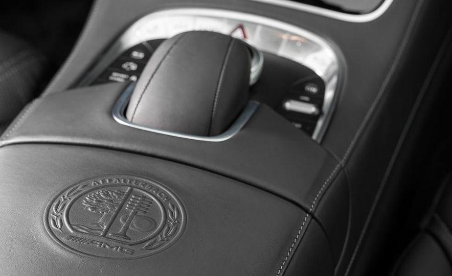 2014 Mercedes-Benz S63 AMG - Slide 26