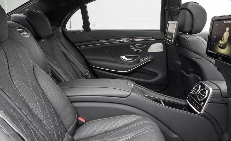 2014 Mercedes-Benz S63 AMG - Slide 20